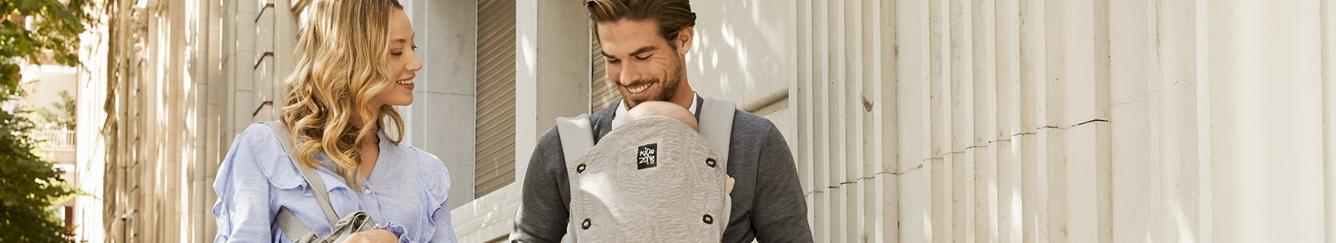Baby carriers and slings - Outlet