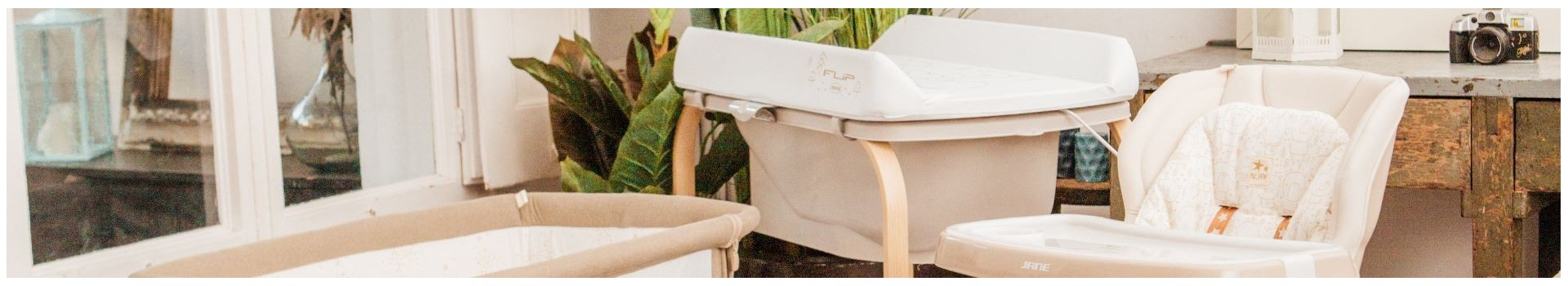 Baby room furniture Nature Edition | Janéworld