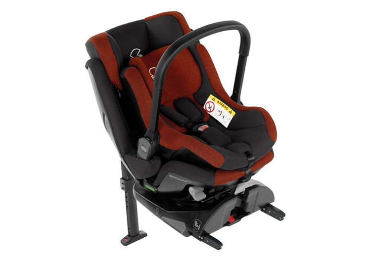 Car seat from 40-150 cm.