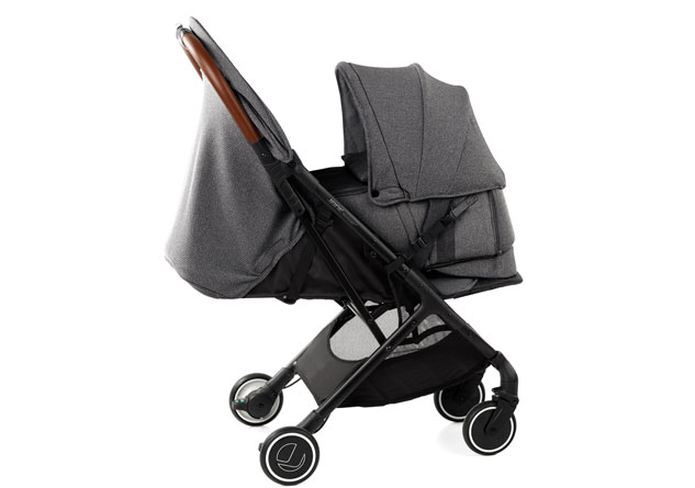 Or with the Smart carrycot