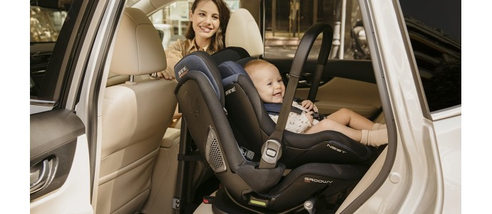 New Jané Groowy: your baby's car seat of the future is here